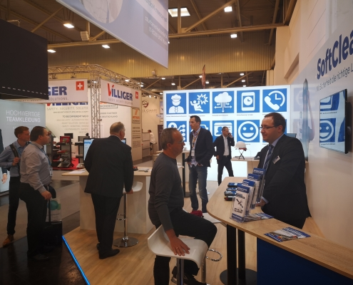 Impressionen Security 2018